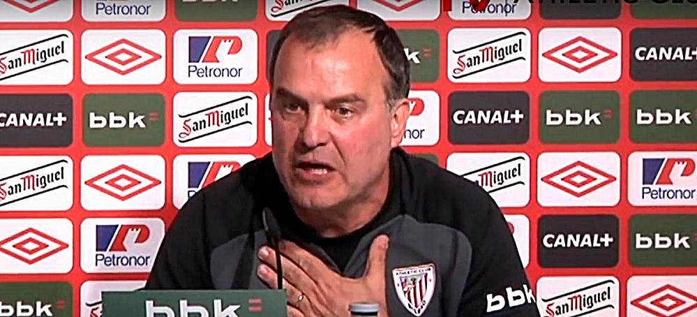 Cómo Entrena Marcelo Bielsa la Salida del Balón Desde la Defensa en Situaciones de Pressing